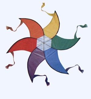 spinner kite